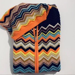 Missoni for Target Colore Hooded Cardigan NWOT (5)